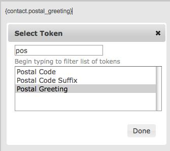 PostalGreetingToken