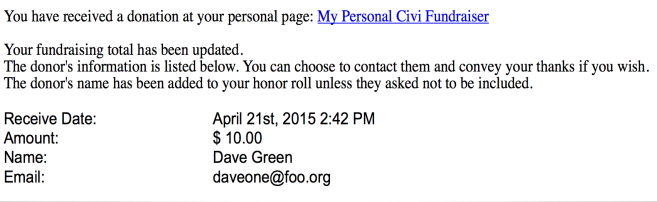 Personal Campaign Pages Civicrm User Guide Civicrm Documentation